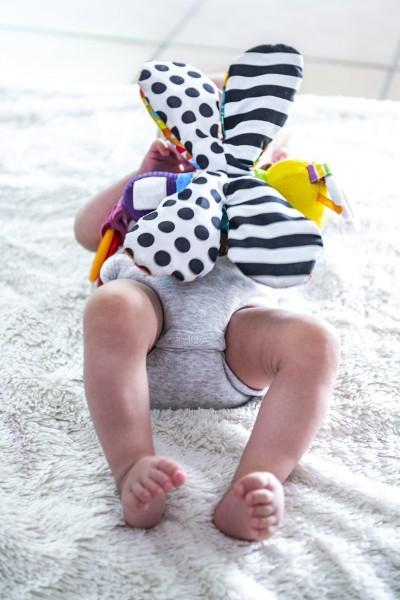 psychomotricité mouvement bébé